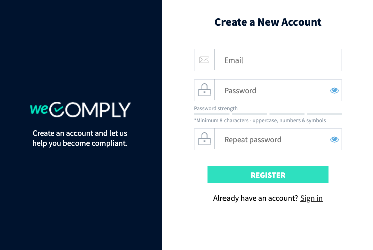 Create Your Free Account To Enter